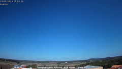 view from Fontanars2 AVAMET on 2019-09-18