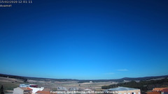 view from Fontanars2 AVAMET on 2020-02-15