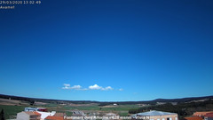 view from Fontanars2 AVAMET on 2020-03-29