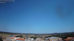 view from Fontanars2 AVAMET on 2020-07-27