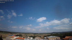 view from Fontanars2 AVAMET on 2020-07-29