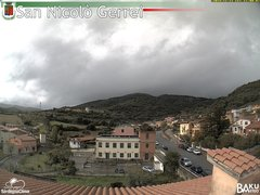 view from San Nicolò on 2019-11-11
