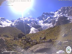 view from Rifugio Zamboni on 2019-09-13