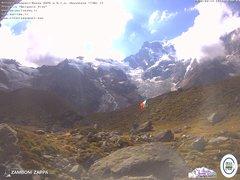 view from Rifugio Zamboni on 2020-09-14