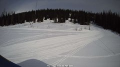 view from Nordic Centre Lodge on 2020-04-02