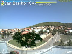 view from San Basilio on 2019-09-16