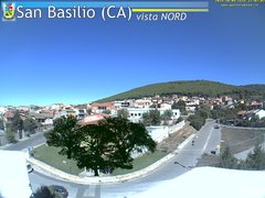 view from San Basilio on 2019-10-04