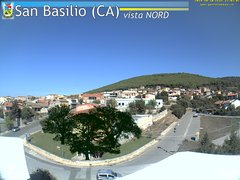 view from San Basilio on 2019-10-10