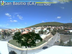 view from San Basilio on 2019-10-12