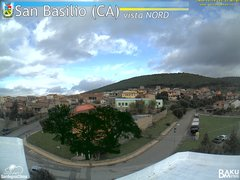 view from San Basilio on 2019-11-29