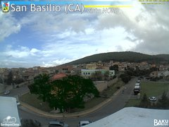 view from San Basilio on 2019-12-04