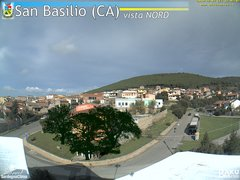 view from San Basilio on 2019-12-07