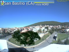 view from San Basilio on 2019-12-08
