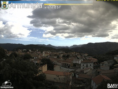view from Armungia on 2019-11-04