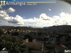 view from Armungia on 2019-11-06