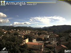 view from Armungia on 2019-11-08