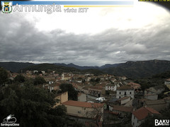 view from Armungia on 2019-11-12