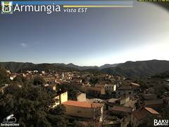 view from Armungia on 2019-11-14