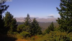 view from Kings Mountain on 2019-08-30
