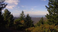 view from Kings Mountain on 2019-10-08