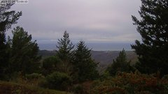 view from Kings Mountain on 2019-12-25