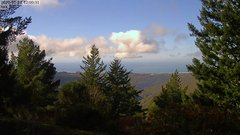 view from Kings Mountain on 2020-01-22