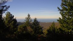 view from Kings Mountain on 2020-02-05