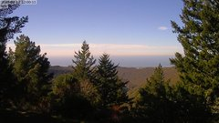 view from Kings Mountain on 2020-02-12