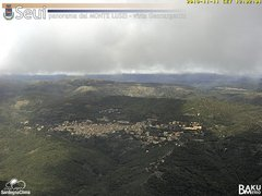 view from Monte Lusei Seui on 2019-11-11