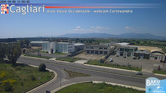 view from Sestu Cortexandra on 2020-04-06