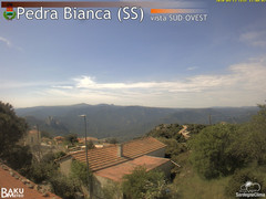 view from Pedra Bianca on 2020-04-13