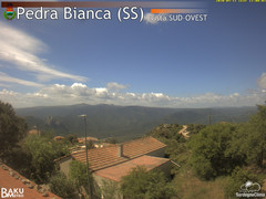 view from Pedra Bianca on 2020-05-11
