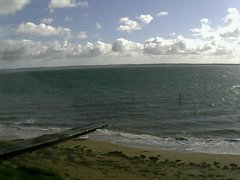view from Cowes Yacht Club - North on 2020-05-20