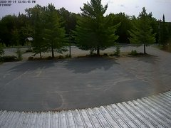 view from The Ole Barn on 2020-09-14