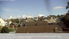 view from Wembury, Devon. Knighton Hill Cam on 2019-10-19