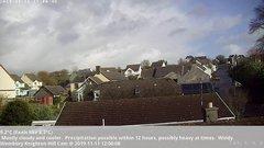 view from Wembury, Devon. Knighton Hill Cam on 2019-11-11