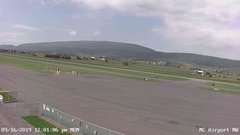 view from Mifflin County Airport (west) on 2019-09-16