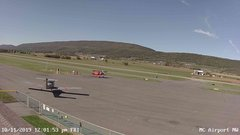view from Mifflin County Airport (west) on 2019-10-11