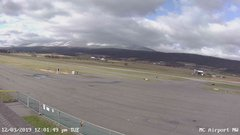 view from Mifflin County Airport (west) on 2019-12-03