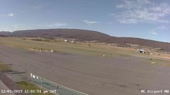 view from Mifflin County Airport (west) on 2019-12-07