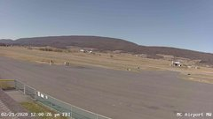 view from Mifflin County Airport (west) on 2020-02-21