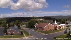 view from Highland Park Hose Co. #1 on 2019-09-15