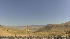 view from Horseshoe Bend, Idaho CAM1 on 2019-09-03