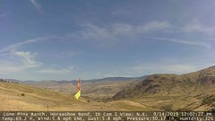 view from Horseshoe Bend, Idaho CAM1 on 2019-09-14