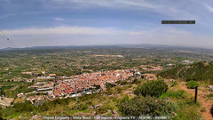 view from Enguera ADENE on 2020-05-23