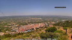 view from Enguera ADENE on 2020-05-27