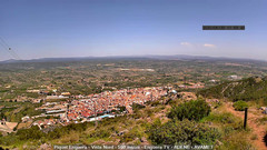 view from Enguera ADENE on 2020-05-30