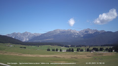 view from Pian Cansiglio - Casera Le Rotte on 2019-09-12
