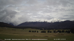 view from Pian Cansiglio - Casera Le Rotte on 2019-11-16