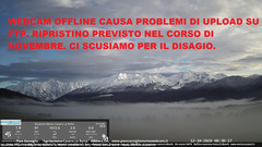 view from Pian Cansiglio - Casera Le Rotte on 2020-10-27